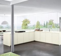 Кухня Kerlite фабрика Modulnova