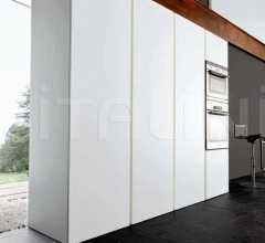 Кухня Vetro фабрика Modulnova