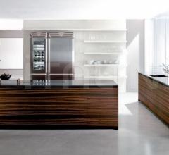 Кухня Legno фабрика Modulnova