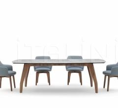 Стол обеденный Allen 1 фабрика Alberta Salotti
