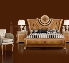 Кровать RO235 фабрика Mobilificio Domus