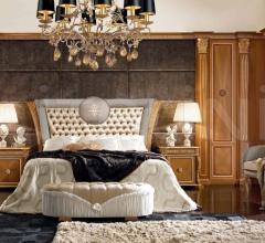 Кровать RO252 фабрика Mobilificio Domus