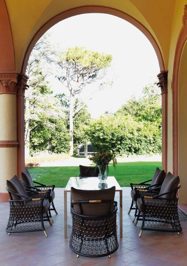 Стол обеденный Keu IPE Cavalli (Visionnaire)
