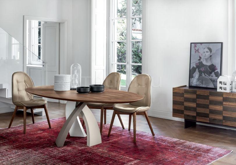 Фиксированный стол Eliseo 8028 Tonin Casa
