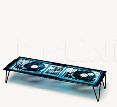 Журнальный столик Xraydio Table фабрика Diesel by Moroso