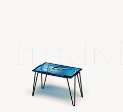 Столик Xraydio Side Table фабрика Diesel by Moroso