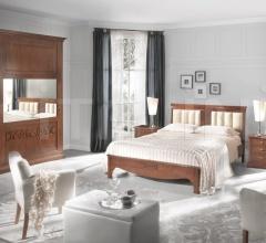 Кровать 6784/6794 фабрика Bruno Piombini