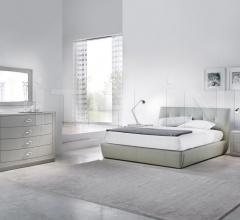 Кровать 6686CO/6696CO фабрика Bruno Piombini