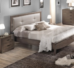 Кровать 3783/3793 фабрика Bruno Piombini
