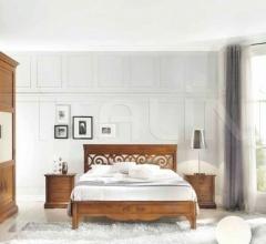 Кровать 1780/1790 фабрика Bruno Piombini