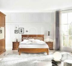 Кровать 6880/6890 фабрика Bruno Piombini
