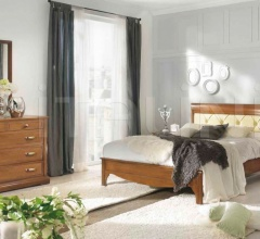 Кровать 6883/6893 фабрика Bruno Piombini