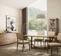 Стол обеденный 8230 фабрика Bruno Piombini