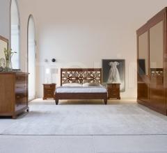 Кровать 8880/8890 фабрика Bruno Piombini