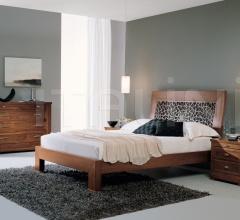 Кровать 8081/8091 фабрика Bruno Piombini