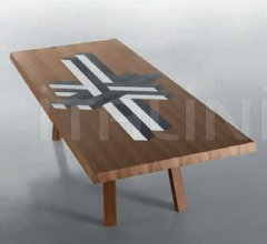 Стол обеденный LAGOON фабрика Rossetto Armobil