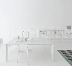 Стол обеденный Skin фабрика Desalto