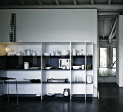 Книжный стеллаж Fill фабрика Desalto