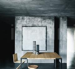 Стол обеденный Fan фабрика Desalto