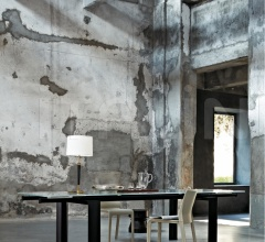 Раздвижной стол Stilt фабрика Desalto