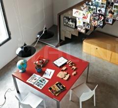 Стол обеденный Liko фабрика Desalto