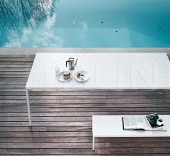 Итальянские столы - Стол Helsinki outdoor фабрика Desalto