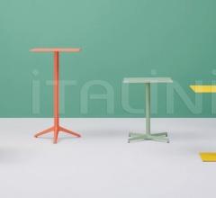 Барный стол Inox 4402_H500 фабрика Pedrali
