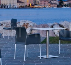 Барный стол Inox 4402_RV фабрика Pedrali