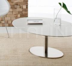 Кофейный столик Inox 4903_H400 фабрика Pedrali