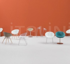 Кресло Gliss 960 фабрика Pedrali