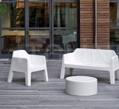 Кресло Plus 631 фабрика Pedrali