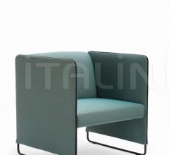 Кресло Zippo ZIPL1P фабрика Pedrali