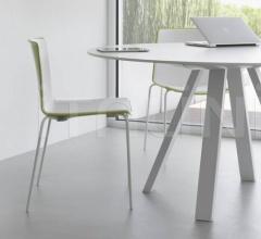 Стол обеденный Arki-Table ARK_D159 фабрика Pedrali