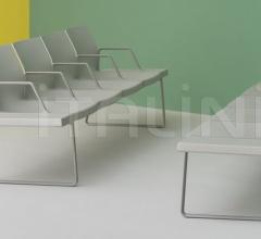 Скамья Plural P02013 фабрика Pedrali