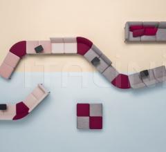 Модульный диван Social DSO_4ALLL фабрика Pedrali