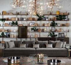 Модульный диван First фабрика Gallotti&Radice