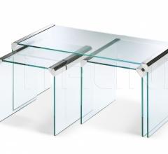 Журнальный столик T35 R/T35 Trio фабрика Gallotti&Radice