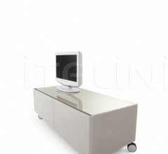 Тумба под TV Air Wheel фабрика Gallotti&Radice