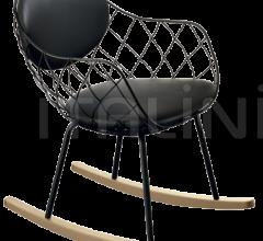 Кресло-качалка Pina фабрика Magis