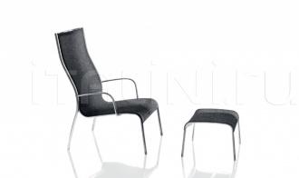 Кресло с пуфом Paso Doble Magis