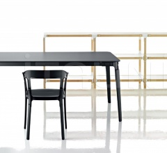 Стол обеденный Steelwood Table фабрика Magis