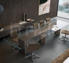 Итальянские столы для конференц зала - Стол Dolm System фабрика Gallotti&Radice