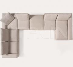 Модульный диван Murray фабрика Amura