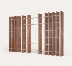 Книжный стеллаж Parere фабрика Amura
