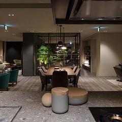 Molteni&C в Японии - Итальянская мебель
