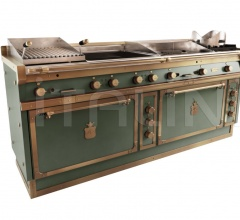 "OG208F Cooking Suite D.600 MM W.2080 MM - 81 7/8"" WIDE"