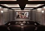 Кинозал Vismara Design в Шанхае