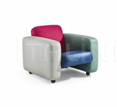 Кресло Cesare фабрика Meritalia