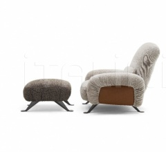 Кресло Carletta, Carletto фабрика Meritalia
