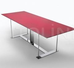 Стол обеденный 6 a Tavola фабрика Meritalia